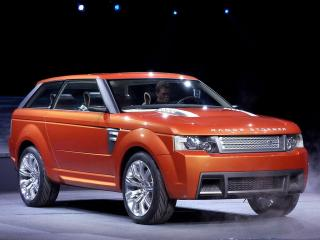 обои NEW Land Rover suv фото