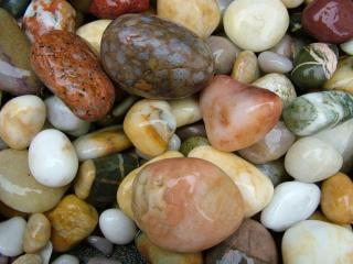 обои Береговые морские камни фото