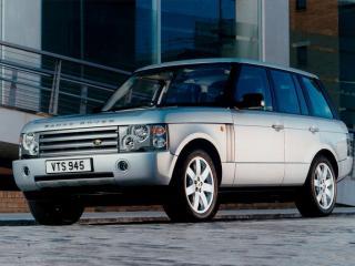 обои Range Rover silver фото