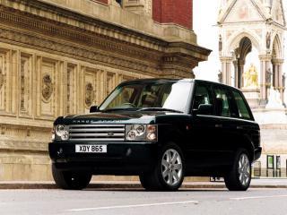 обои Range Rover black фото