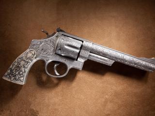обои Револьвер магнум 44 фото