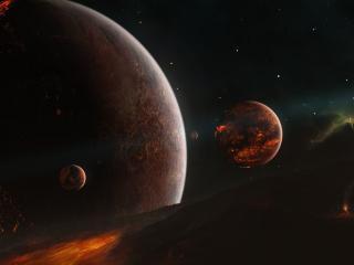 обои Разные планеты галлактики фото