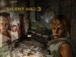 обои Silent Hill 3 фото