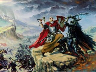 обои Warhammer Online фото