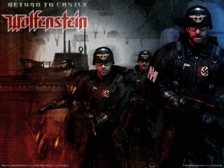 обои Wolfenstein - Return to Castle фото