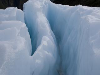 обои Ледовые лабиринты фото