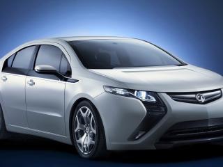 обои Opel Ampera стильное авто фото