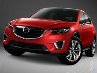 обои Mazda CX-5 красивый дизайн фото