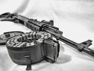 обои Оружие с набоями фото