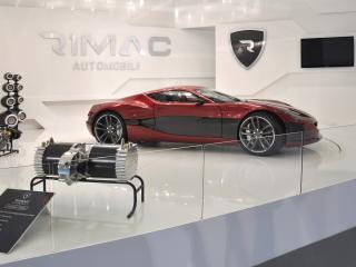 обои Rimac Concept_One 2011 презентация фото
