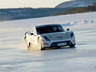обои Electric RaceAbout скорость фото