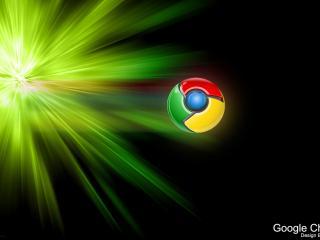 обои Chrome свет фото