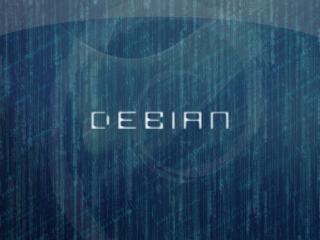 обои Debian данные фото