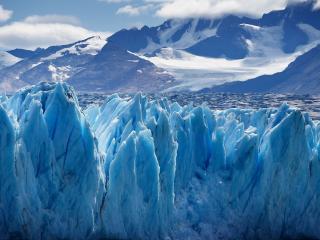обои Ледяные пики фото