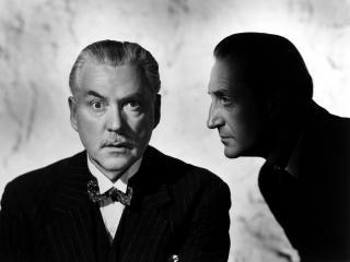 обои Шерлок Холмс: Женщина в зеленом фото