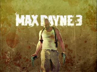 обои Max Payne 3 пистолеты фото