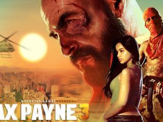 обои Max Payne 3 разные фото