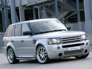 обои Range Rover Sport фото