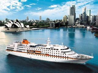 обои Корабль у Сиднея фото