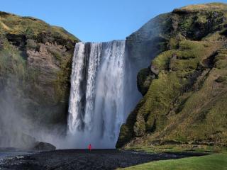 обои Водопады Исландии фото