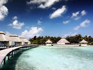 обои Курортные зоны в Океании фото