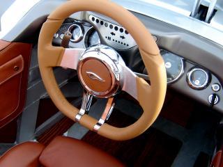 обои A.D. Tramontana 2006 руль фото