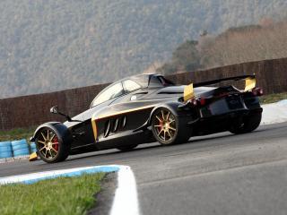 обои A.D. Tramontana R 2009 темная фото