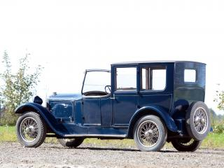 обои Ballot 2LT Open-Drive Limousine by Million-Guiet 1924 сбоку фото