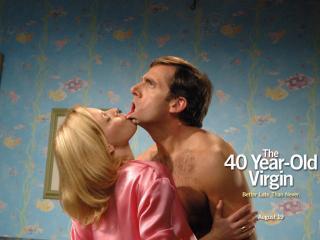 обои 40-летний девственник (The 40 Year-Old Virgin) фото