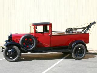 обои Ford Model AA Service Truck by Briggs (229A) 1931бок фото