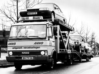 обои Iveco Zeta 79-14 1985 перед фото