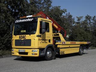 обои MAN TGL 12.210 Tow Truck 2005 бок фото