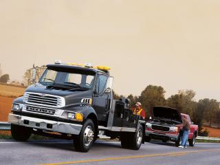 обои Sterling Acterra Tow Truck 2002 ремонт фото
