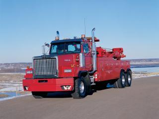 обои Western Star 6900XD Towing & Recovery 2008 сбоку фото