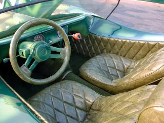 обои Corvette Custom Roadster the Alligator C3 1975 руль фото