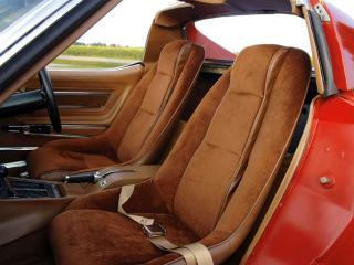 обои Corvette Stingray Roadster Corvette Summer C3 1978 сиденья фото