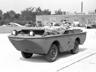 обои Ford GPA Prototype 1942 перед фото