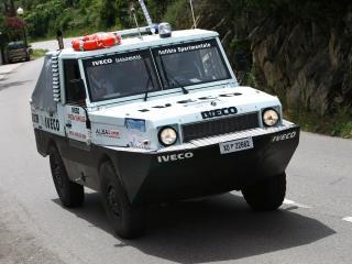 обои Iveco Terramare 1998 спереди фото
