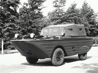 обои ГАЗ 46 1952 перед фото