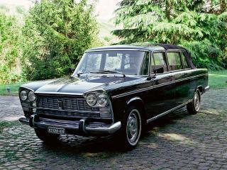обои Fiat 2300 Presidenziale 1963 перед фото