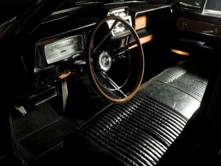 обои Lincoln Continental Bubbletop Kennedy Limousine 1962 руль фото