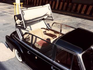 обои Mercedes-Benz 300d Pullman Landaulet Popemobile (W189) 1960 открыт фото
