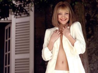 обои Kate в белом пиджаке фото