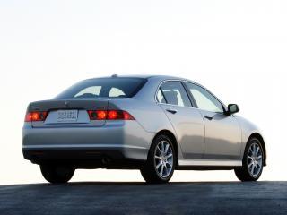 обои Acura TSX 2006 боком фото