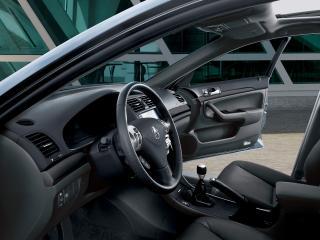 обои Acura TSX 2006 внутри фото