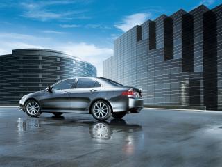 обои Acura TSX 2006 дома фото