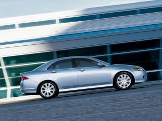 обои Acura TSX 2006 едит фото