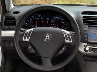 обои Acura TSX 2006 руль красивый фото