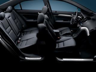 обои Acura TSX 2006 салон фото