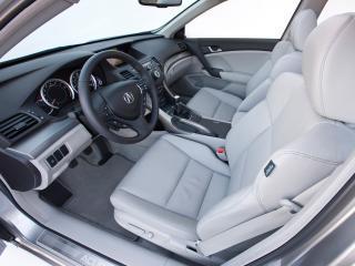 обои Acura TSX 2008 внутри фото